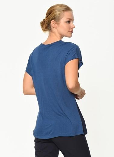 Asymmetry Bluz Lacivert